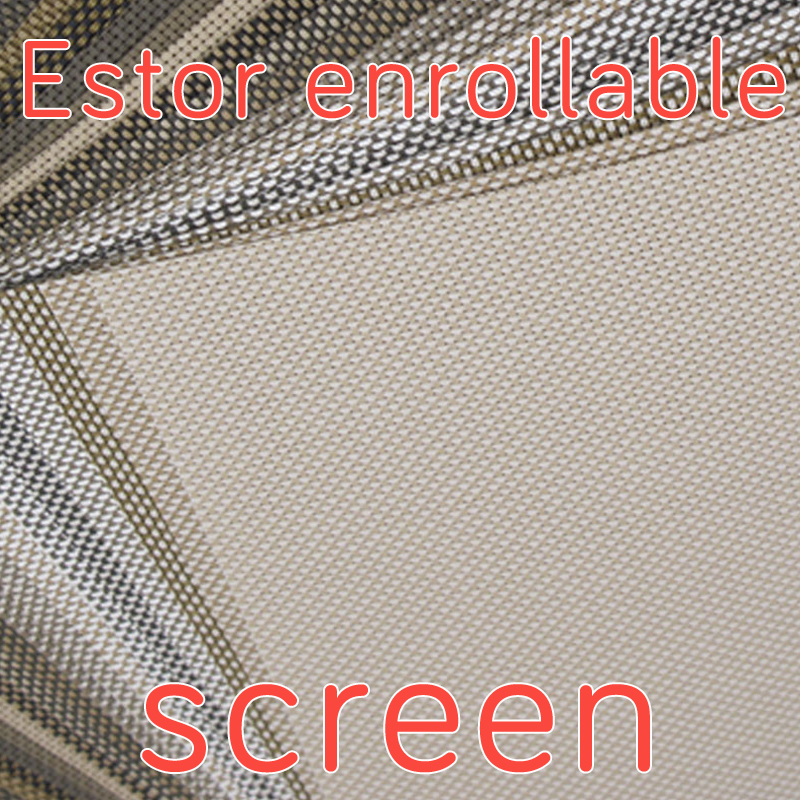 Pedir muestras de estor enrollable screen