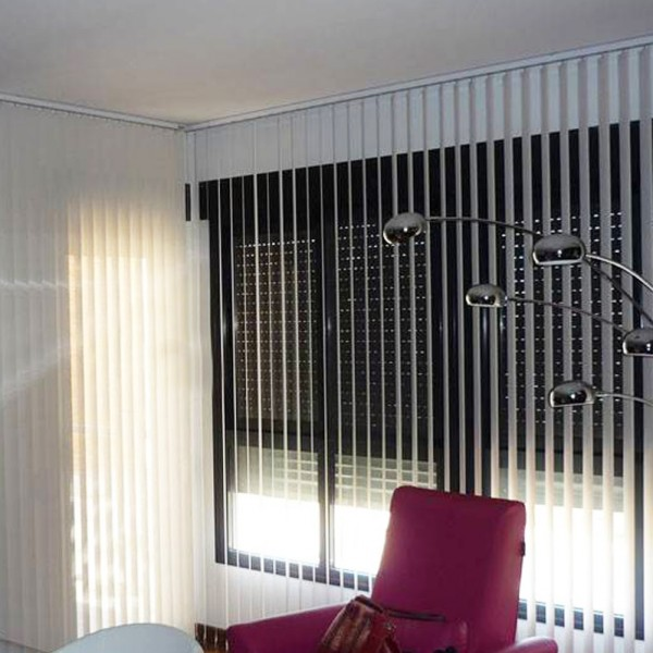 Cortina vertical polyscreen y screen for Cortinas lisas baratas